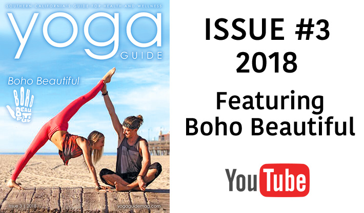 Yoga Guide Magazine Issue #3 2018