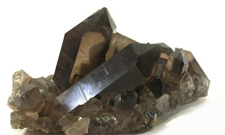 Manifest Big with Smoky Quartz