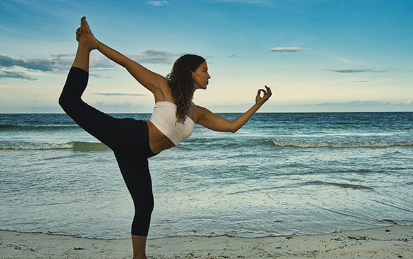 Featured Yoga Guide:         Ally Cavosie