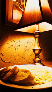 Pasta by Lamplight small