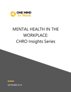 2019 CHRO Report image