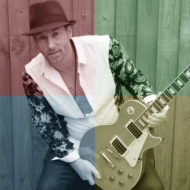 Blues Guitarist
