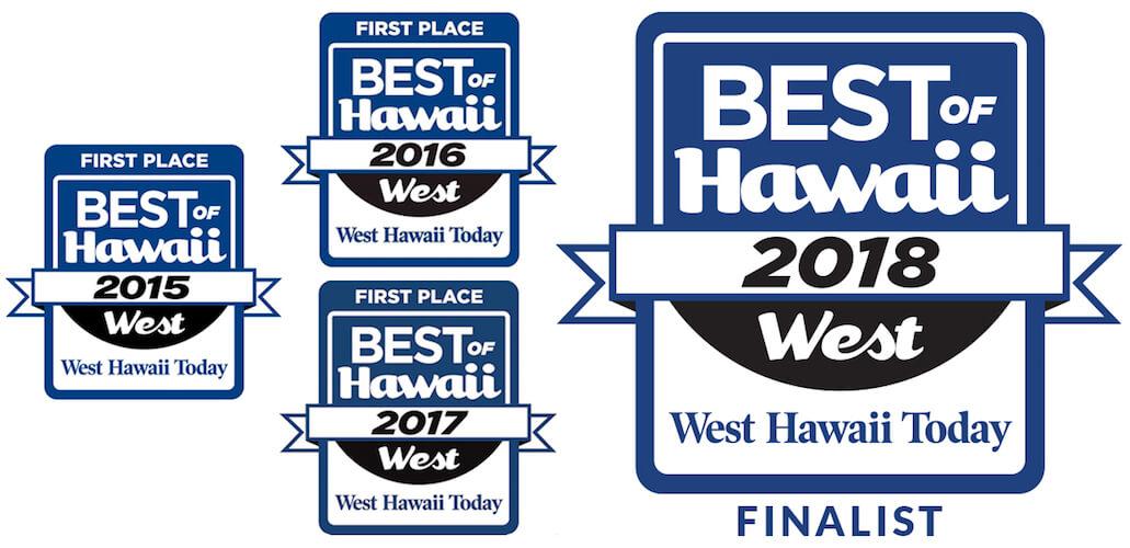 Best of West Hawaii — Best Health Club