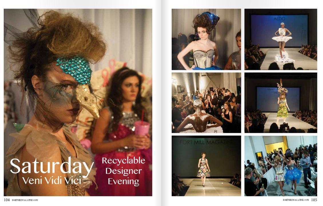 Charlotte Fashion Week Veni Vidi Vici
