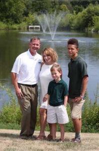Eric Klein family