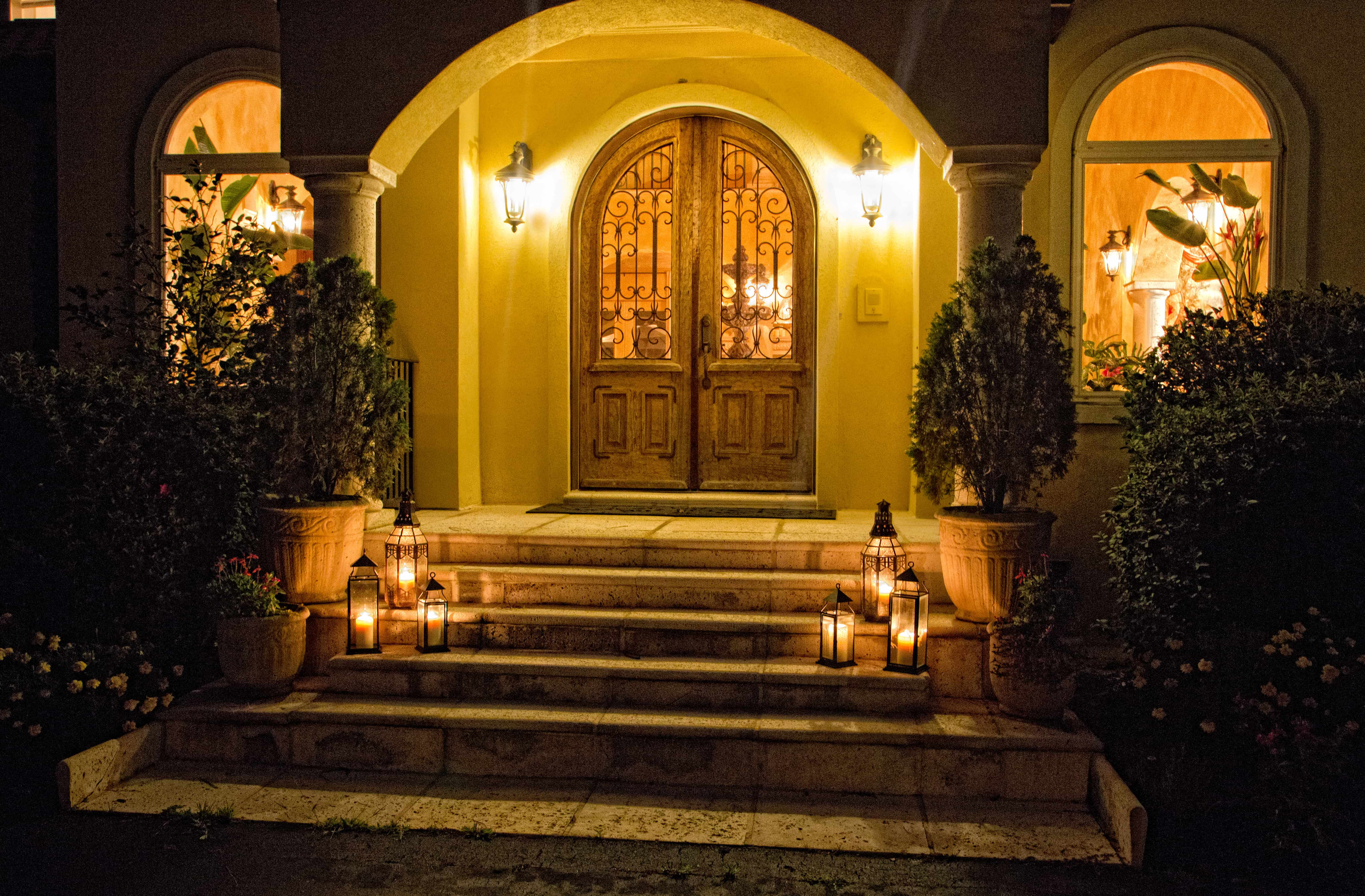 Spanish Style Home Exterior