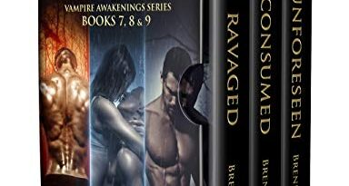 The Vampire Awakenings Series Bundle – Daily FREE Ebook Spotlight – Paranormal / Horror