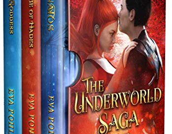 The Underworld Saga, Books 1-3: A Greek Mythology /Fantasy /Young Adult /Romance – Daily Spotlight – FREE Box Set (Kindle) Collection