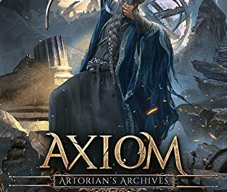 Axiom: A Divine Dungeon Series – Daily Spotlight – FREE Fantasy / Young Adult (Kindle Format)