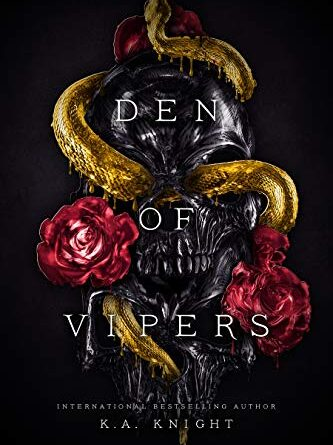 Den of Vipers – Daily Spotlight – FREE Romance Suspense (Kindle Edition)