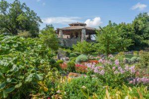 Japanese Tea Garden Pavilion