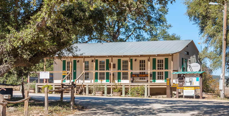Hill Country State Natural Area Visitors Center