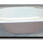 42x60 Oval Drop In With Rectangle Top