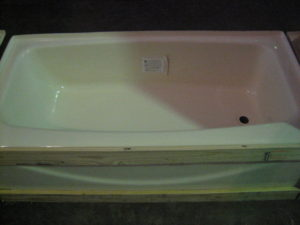 60x30 Fiberglass (LH,RH.CD, White or Bone)