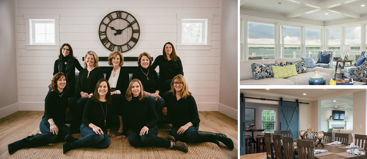 The Styled Home, Portland, Maine Staging Company