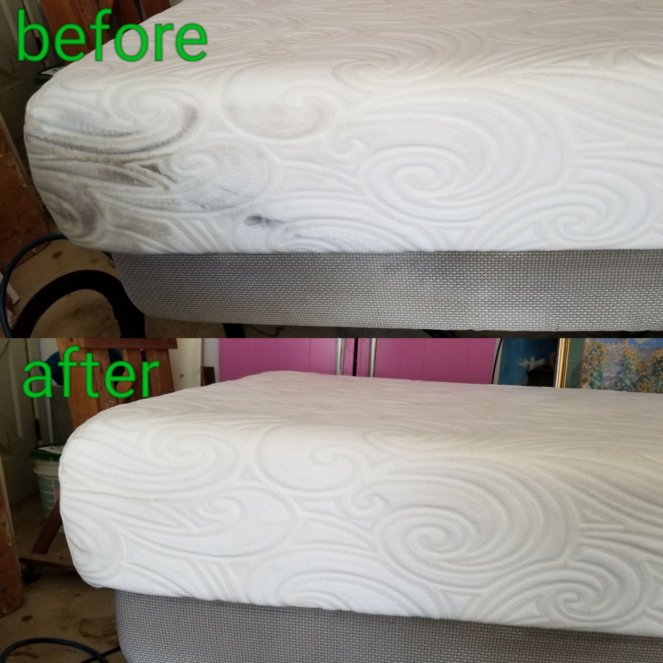 Mattress Cleaning in Santa Rosa Beach, Miramar Beach, Seaside