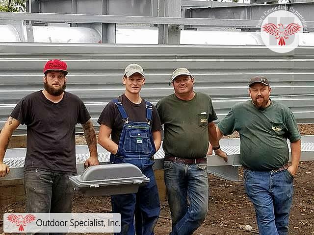 Outdoor Specialist, Inc. Staff