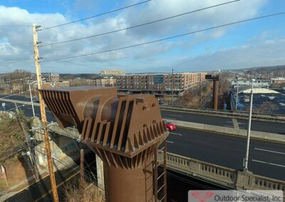 CSX-Englewood New Jersey Project OSI Signature Torsion Box by OSI