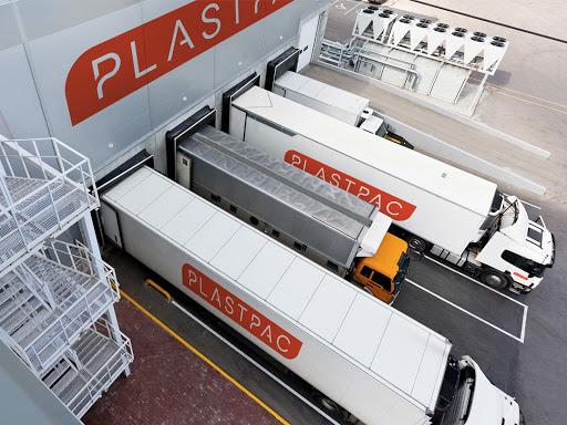 trucks doing closed loop packaging