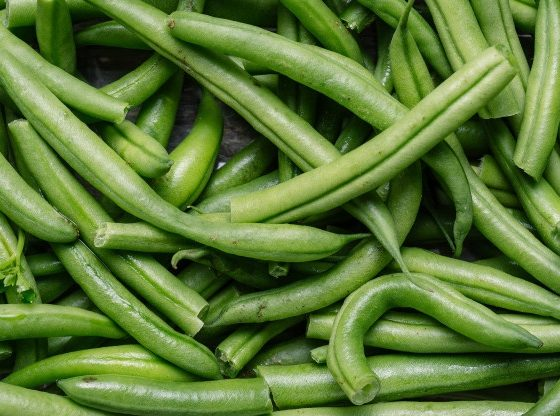 we have packaging for green beans