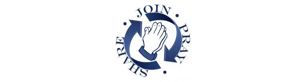 Join, Pray, Share
