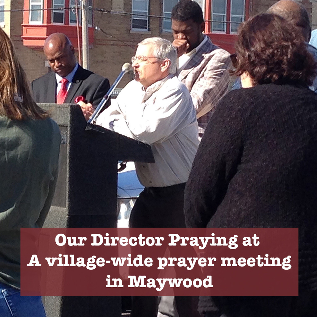 The City that Prays Together