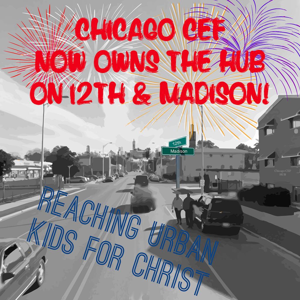 Reaching Urban Kids for Christ
