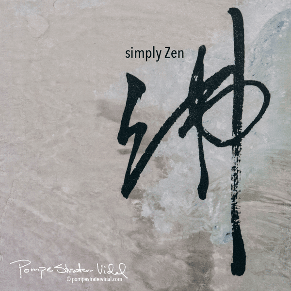 when did Zen become an adjective?