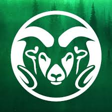 Colorado State University Ram Head