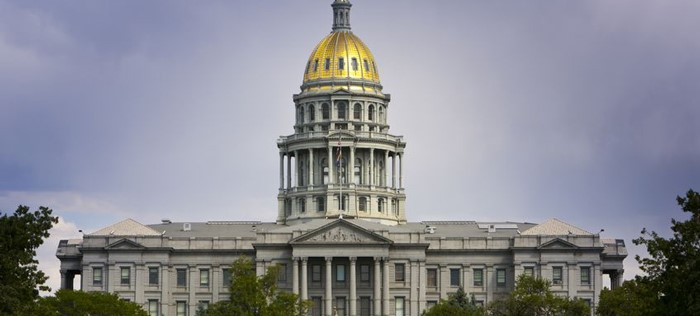 Denver Capitol Building for the Advanced Industries Proof of Concept Grant at Colorado State University