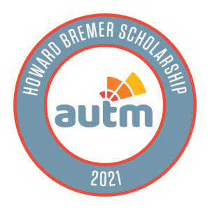 The Howard Bremer Scholarship presented by AUTM each year