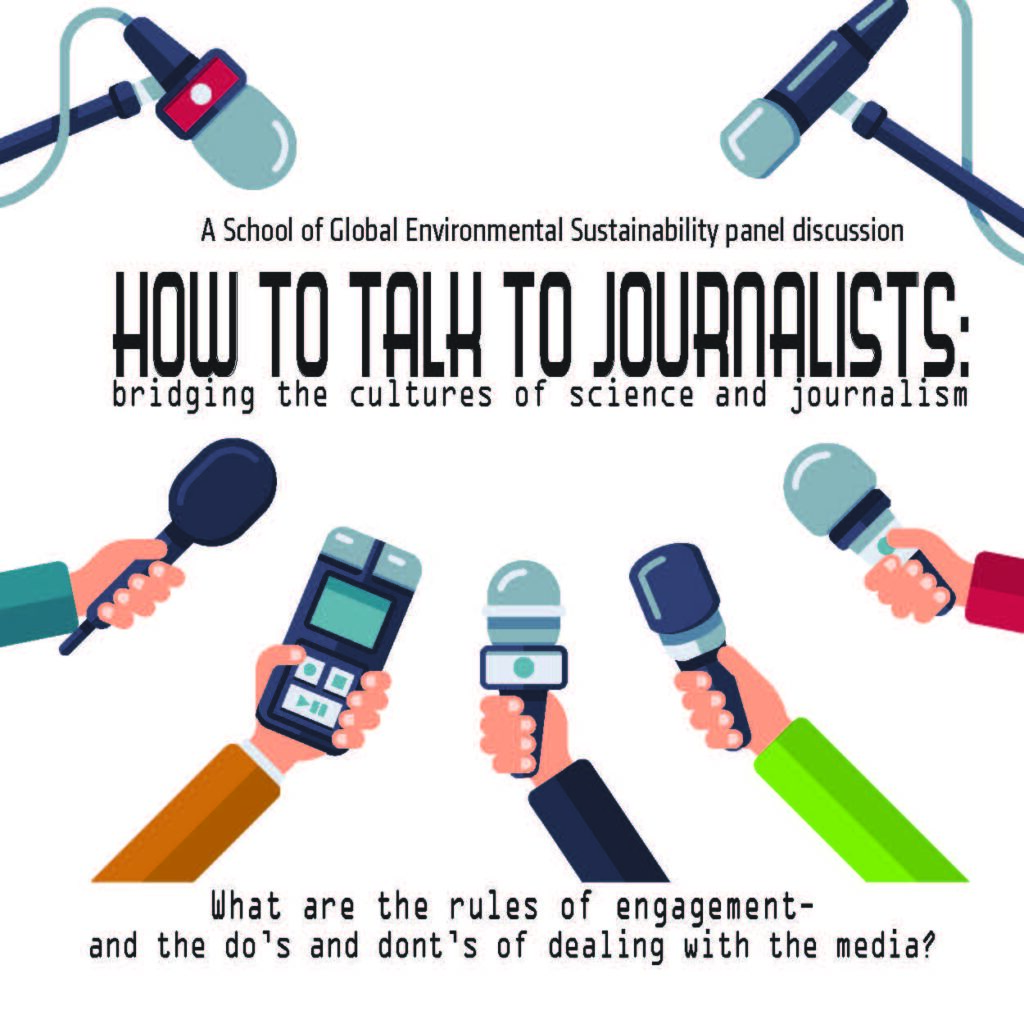 How to Talk to Journalists image
