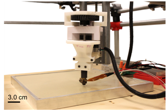3D Printer Head Designed to Print Thermoplastic Powder: The Phoenix Head