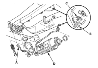 catalytic converter removal