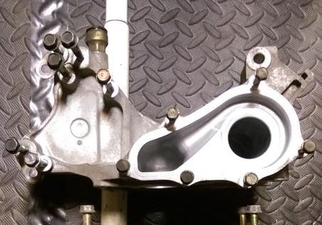 JDM K24A vs K20A3 water pump housing