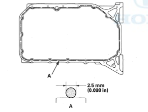 oil pan hondabond