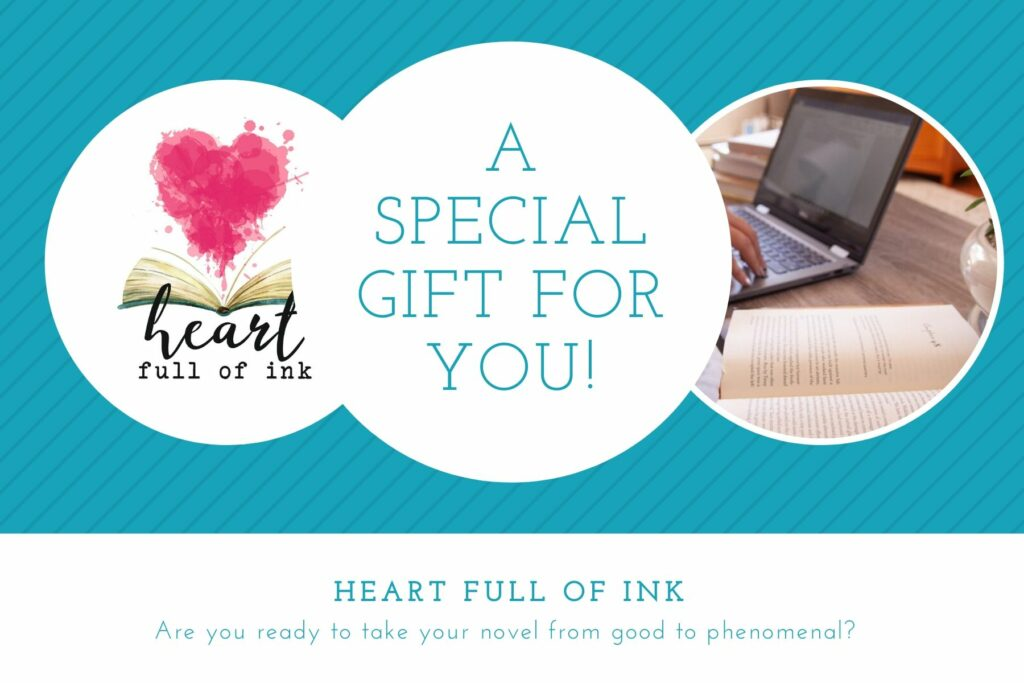 A Special Gift For You! Are you ready to take your book from good to phenomenal?