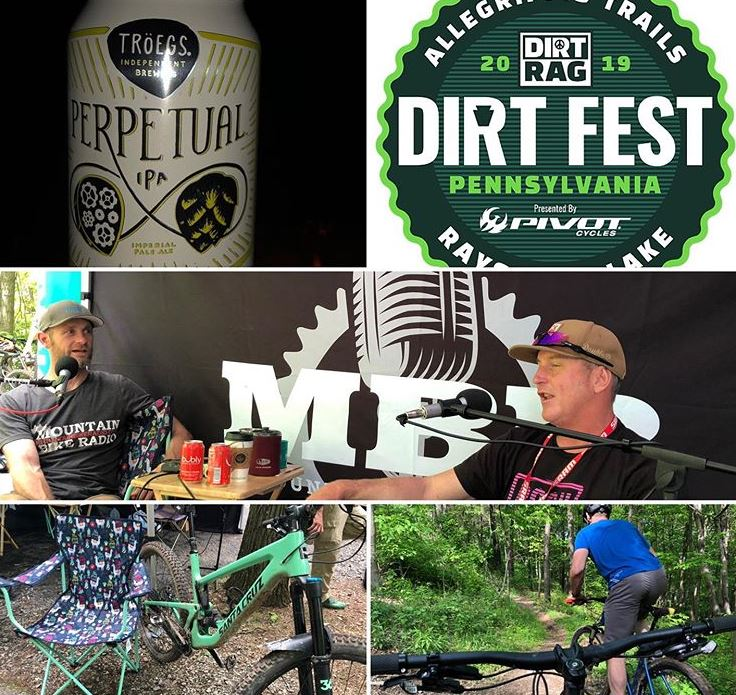 Dirt Rag Dirt Fest PA 2019 - Second Spin Cycles