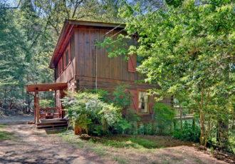 cabin ellijay ga
