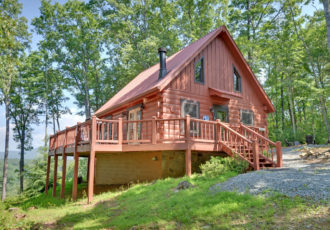 cabin getaways in georgia