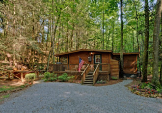 luxury cabins in north georgia