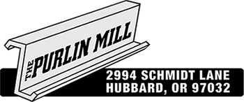 The Purlin Mill Logo