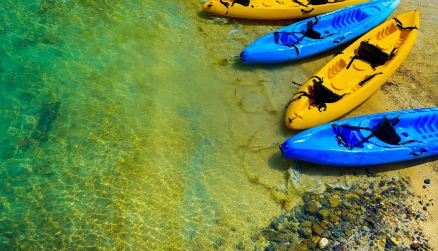 kayaking habits