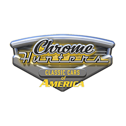 chrome hunters logo