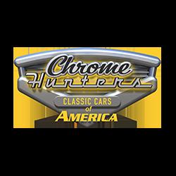 chrome hunters logo