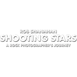 shooting stars rob shanahan a rock photographers journey