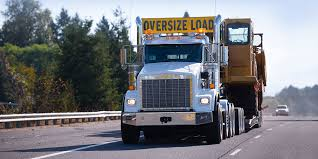 Project Freight Heavy Haul Oversize Load Truck