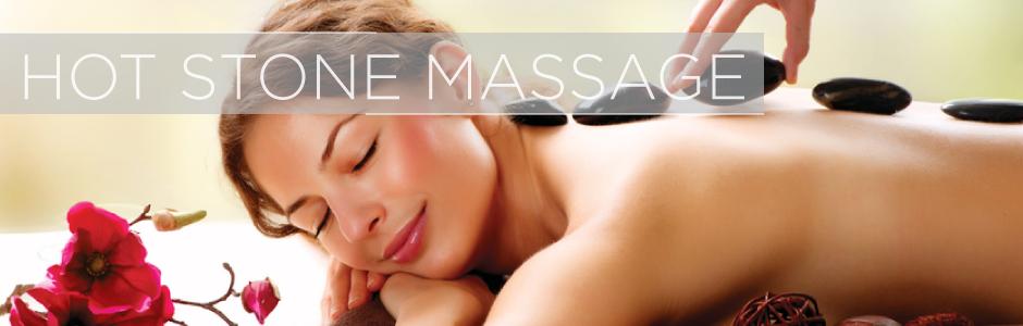 Hot Stone Massage in Denver