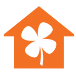 Lucky Rental House Logo