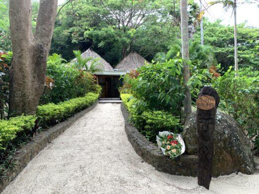 Bure at Turtle Island, Fiji